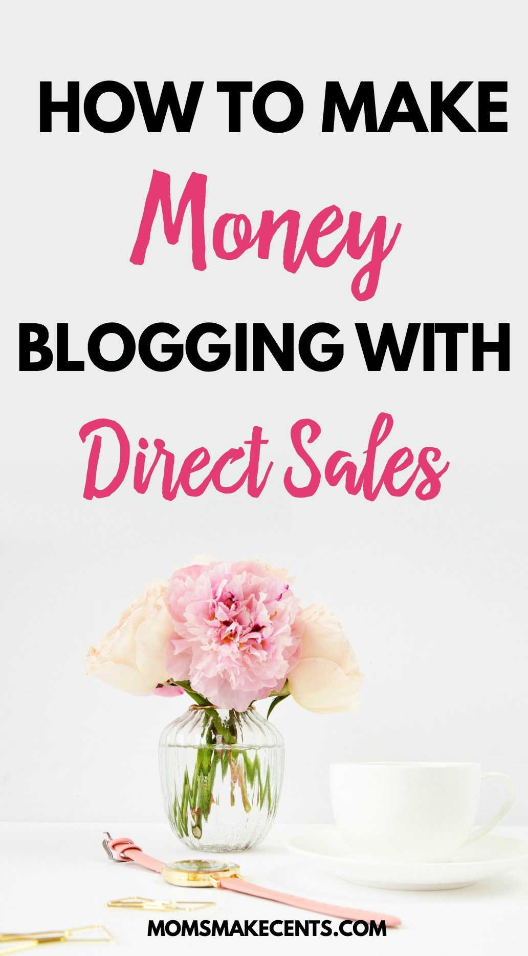 make-money-blogging-direct-sales