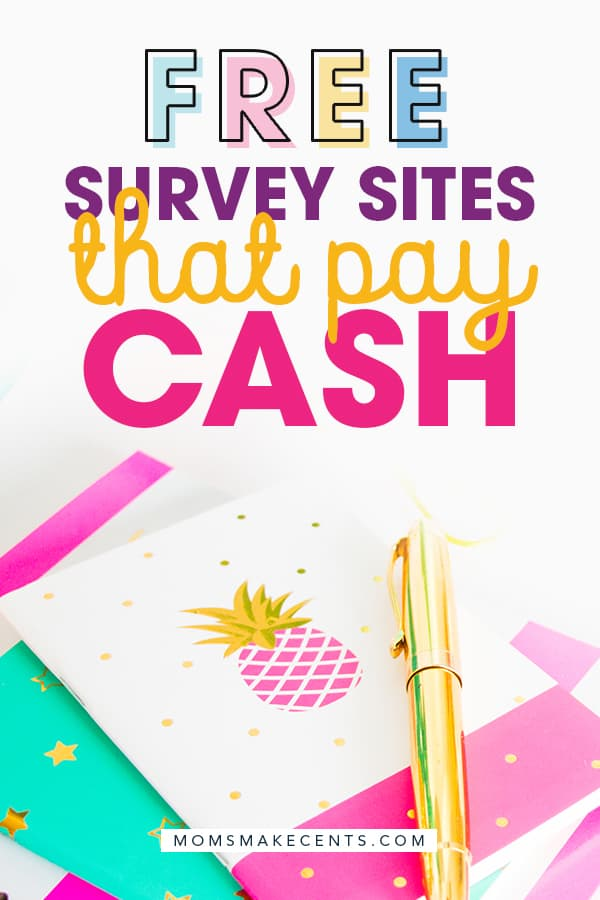 surveys that pay through paypal instantly