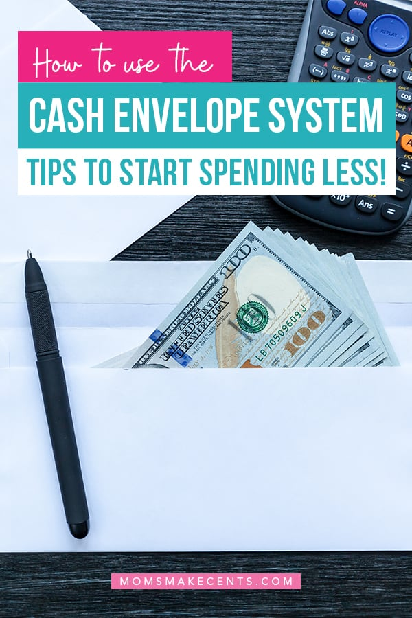 how does Dave Ramsey's envelope system work?