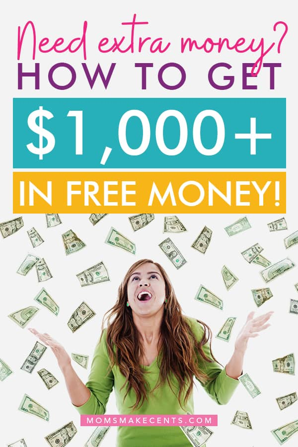 get free money today