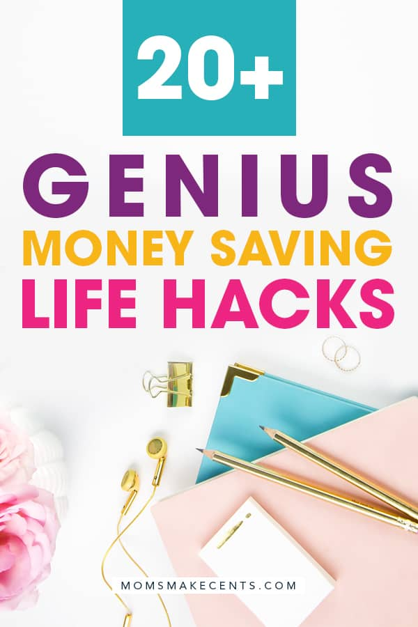 genius hacks to save extra money
