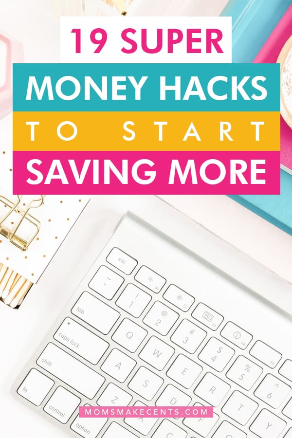 save money with this genius savings hacks